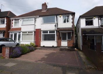 Thumbnail 3 bedroom semi-detached house to rent in Foden Road, Great Barr, Birmingham