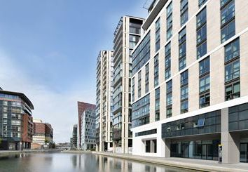 Thumbnail 3 bed flat to rent in 4B Merchant Square, London