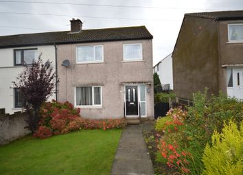 Thumbnail 3 bedroom semi-detached house for sale in Montreal Avenue, Cleator Moor, Cumbria