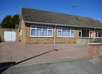 Thumbnail 2 bed semi-detached bungalow for sale in The Crescent, Burton Fleming, Driffield