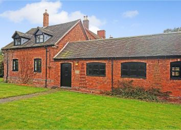 Thumbnail 4 bed barn conversion for sale in Old London Road, Lichfield