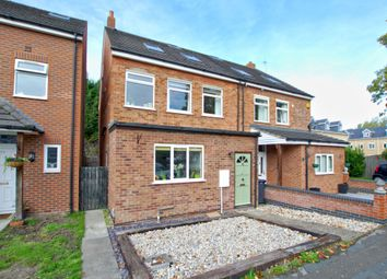 Thumbnail 5 bed semi-detached house for sale in Derwent Close, Cambridge