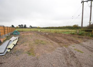 Thumbnail Land for sale in Broughton Road, Croft, Leicester