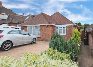 Thumbnail 3 bed detached bungalow for sale in Queen Victoria Avenue, Hove