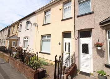 Thumbnail 2 bed terraced house to rent in Trafalgar Street, Rogerstone, Newport
