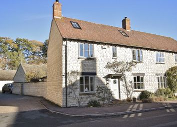Thumbnail 4 bed semi-detached house for sale in Bradwell Village, Near Burford, Hawthorn Drive