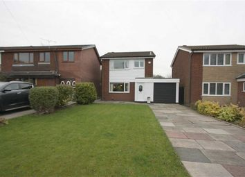 Thumbnail 3 bed detached house for sale in Willand Drive, Breightmet, Bolton