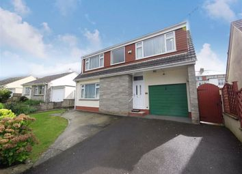 Thumbnail 4 bed detached house for sale in Bede Haven Close, Bude, Cornwall