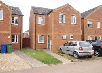 Thumbnail 2 bedroom terraced house for sale in Haven Meadows, Boston