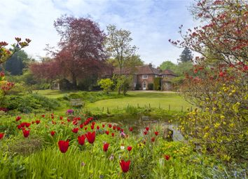 Canterbury Road, Challock, Ashford, Kent TN25. 8 bed detached house for sale