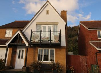 Thumbnail 4 bed detached house to rent in Alexandra Corniche, Hythe