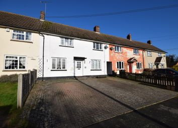 3 bed terraced house for sale in Churchfields, Great Yeldham, Halstead CO9