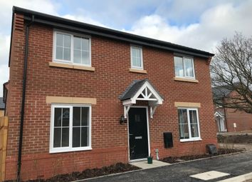 Thumbnail 3 bed detached house to rent in Samuel Armstrong Way, Crewe