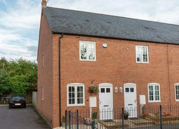 Thumbnail 2 bed end terrace house for sale in Pipistrelle Drive, Market Bosworth, Nuneaton
