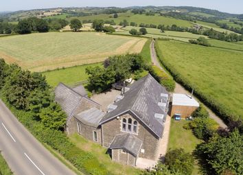 Thumbnail 4 bed property for sale in Llansoy, Usk