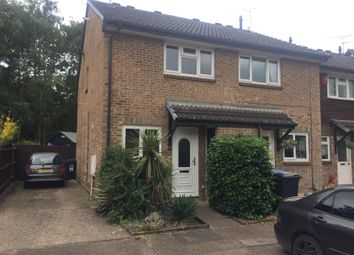 Thumbnail 2 bedroom end terrace house to rent in Yew Grove, Welwyn Garden City