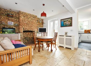 Thumbnail 3 bed terraced house to rent in Ellesmere Road, London