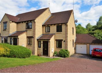 Thumbnail 3 bed end terrace house for sale in Roebuck Close, Royal Wootton Bassett