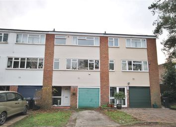 Thumbnail 3 bed terraced house for sale in Park Court, Woking, Surrey
