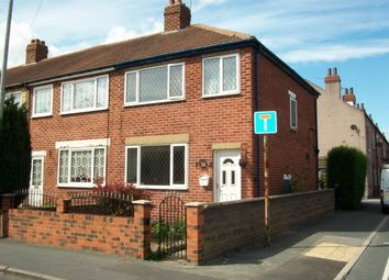 Thumbnail 3 bed terraced house to rent in Barley Hill Road, Garforth, Leeds
