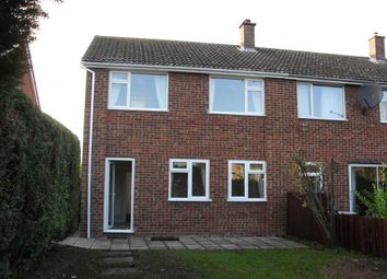 Thumbnail 3 bed end terrace house to rent in The Valley, Comberton, Cambridge