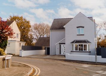 Thumbnail 5 bed detached house for sale in Queensway, Haverfordwest