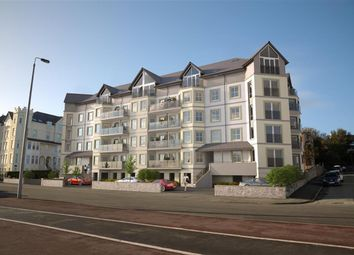 Thumbnail 3 bed flat for sale in West Promenade, Rhos-On-Sea