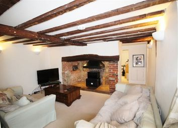 Thumbnail 3 bed terraced house to rent in High Street, Brasted, Westerham