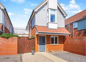 Thumbnail 3 bedroom detached house for sale in Beaufort Drive, Chatteris