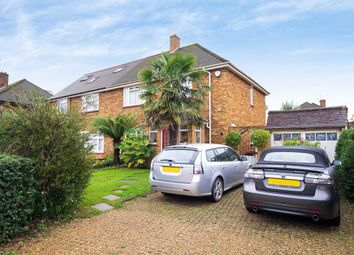 Thumbnail 4 bed semi-detached house for sale in Maygoods Lane, Cowley, Middlesex