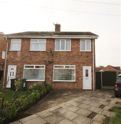 Thumbnail 3 bed semi-detached house to rent in Lingcroft Close, Camblesforth, Selby