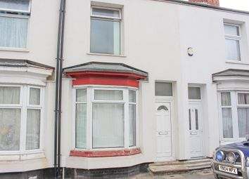 2 bed terraced house for sale in Enfield St, Middlesbrough TS1
