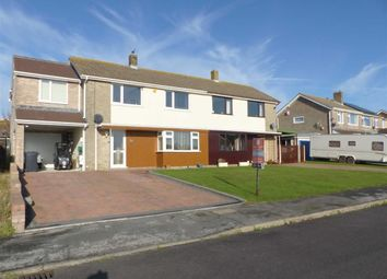 Thumbnail 5 bed semi-detached house for sale in Chafeys Avenue, Weymouth, Dorset