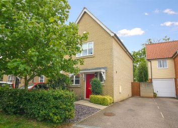 Thumbnail 2 bedroom semi-detached house for sale in Maple Close, Rendlesham, Woodbridge