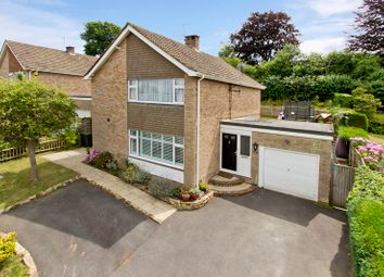 Thumbnail 4 bed detached house for sale in Langholm Road, Langton Green