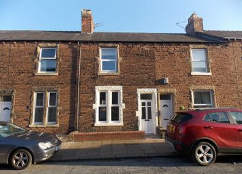 Thumbnail 2 bedroom terraced house to rent in Clementina Terrace, Currock, Carlisle
