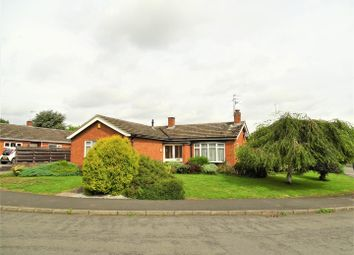 Thumbnail 3 bed detached bungalow for sale in The Rookery, Barrow Upon Soar, Loughborough