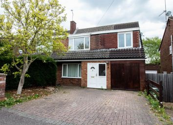 Thumbnail 3 bed semi-detached house to rent in Milton Grove, Bletchley, Milton Keynes