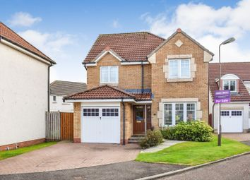 Thumbnail 4 bed detached house for sale in Northpark Place, Livingston