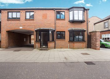 Thumbnail 2 bed flat for sale in Waterloo Street, King's Lynn