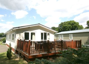 Thumbnail 2 bed mobile/park home for sale in Westfield Lane, Westfield