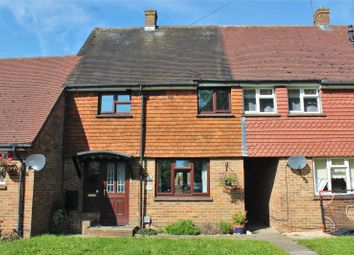 Thumbnail 2 bed terraced house for sale in North Side, The Cardinals, Tongham, Surrey