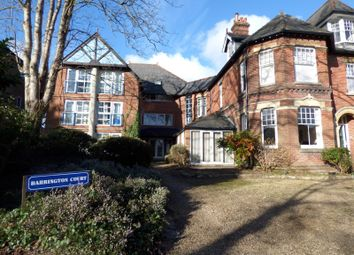 Thumbnail 1 bed flat to rent in Barrington Court, Westwood Road, Southampton