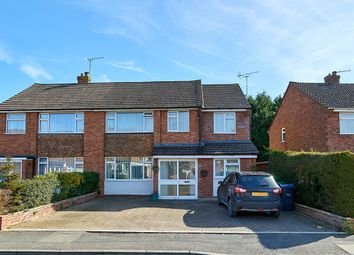 Thumbnail 4 bedroom semi-detached house for sale in Parsons Way, Royal Wootton Bassett, Swindon