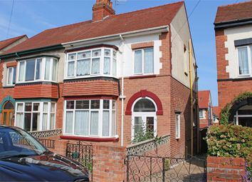 Thumbnail 4 bed semi-detached house for sale in Peasholm Gardens, Scarborough, North Yorkshire