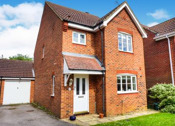Thumbnail 3 bed detached house for sale in Coltsfoot Road, Rushden