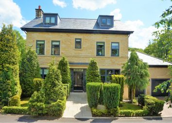 Thumbnail 5 bed detached house for sale in Stanningden Rise, Sowerby Bridge