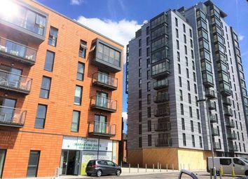 Thumbnail 2 bed flat for sale in Lexington Apartments, Railway Terrace, Slough