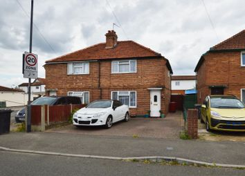 Thumbnail 3 bed semi-detached house for sale in York Avenue, Slough