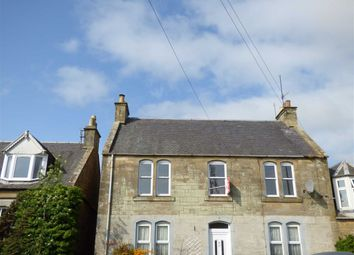 Thumbnail 2 bed flat for sale in Ceres Road, Cupar, Fife